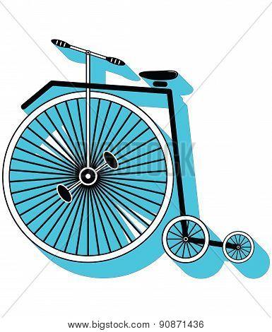 Vintage Bike Type 3