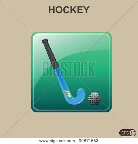 Hockey - Illustration