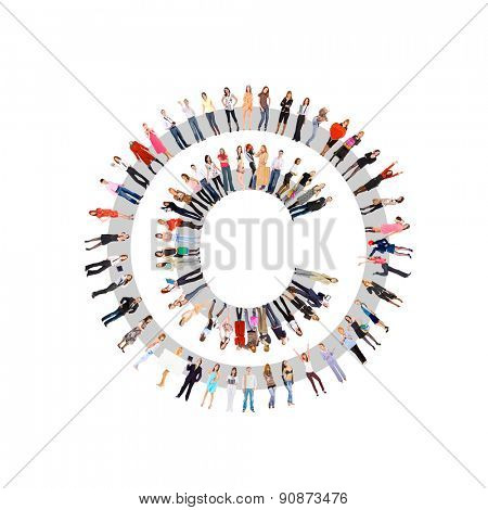 Isolated Groups People Diversity
