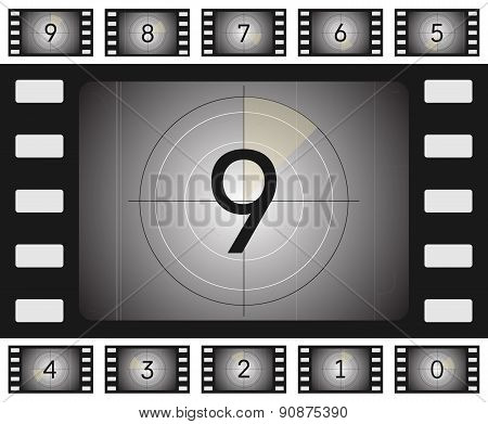 Old Film Countdown