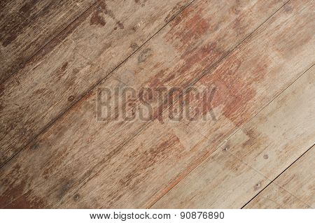 Vintage Wood Weathered Texture Background
