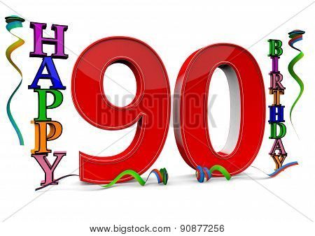 All For The Good 90 Birthday