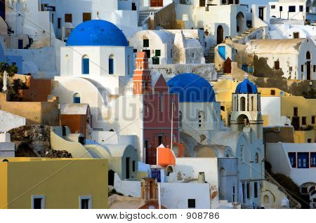 Oia By Day