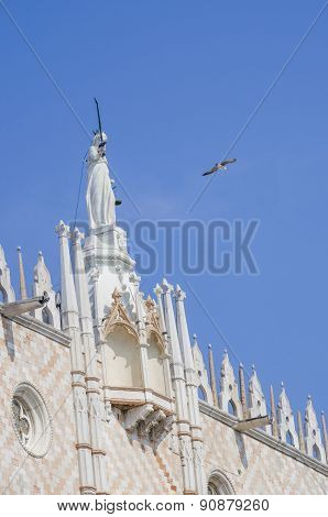 Doge's Palace in Venice