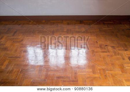 Design Floor Made Wood Parquet