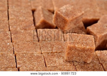 Brown Sugar Close Up