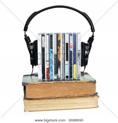 Audiobook Concept