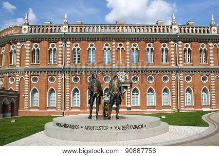 Monument At Tsatitsino