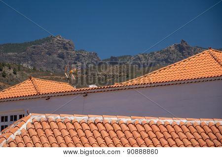 Rooftops of Fataga