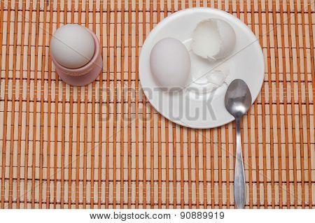 Eaten Egg