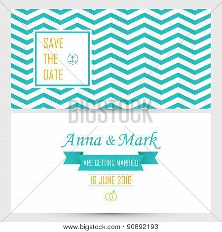 Wedding Card Invitation Template Editable, Pattern Background Vector Design