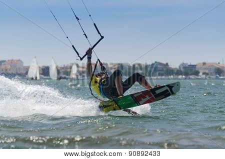 Paulo Azevedo Kitesurfing