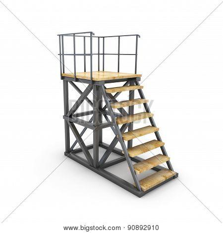 Stairways The Ramp