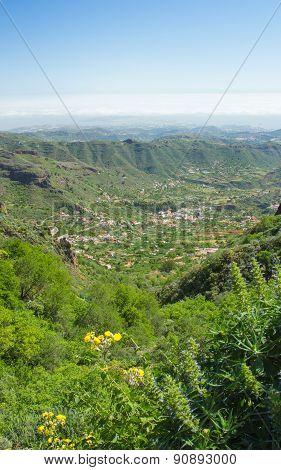 Gran Canaria, Valsequillo Municipality