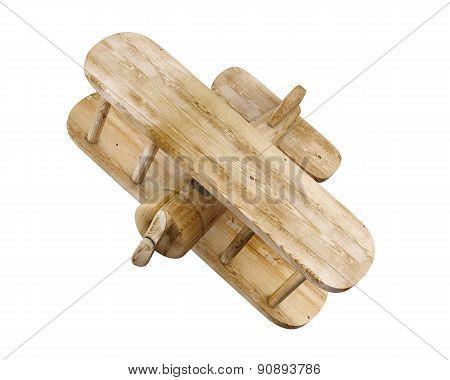 Wooden 3D Plane