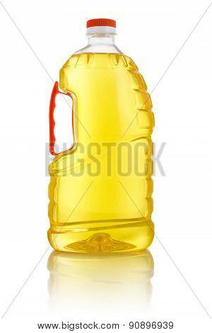 Large Corn Oil Bottle