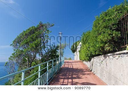 Genova Nervi Promenade