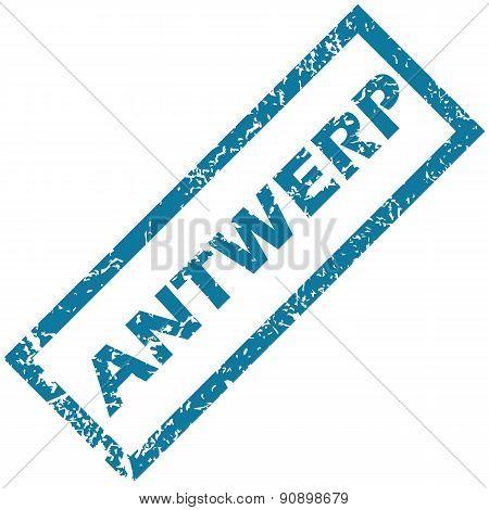 Antwerp rubber stamp