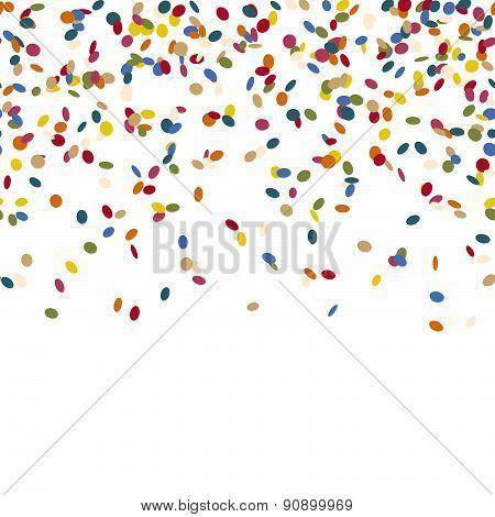 Falling Confetti Endless