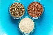 picture of cannabis  - Flax - JPG