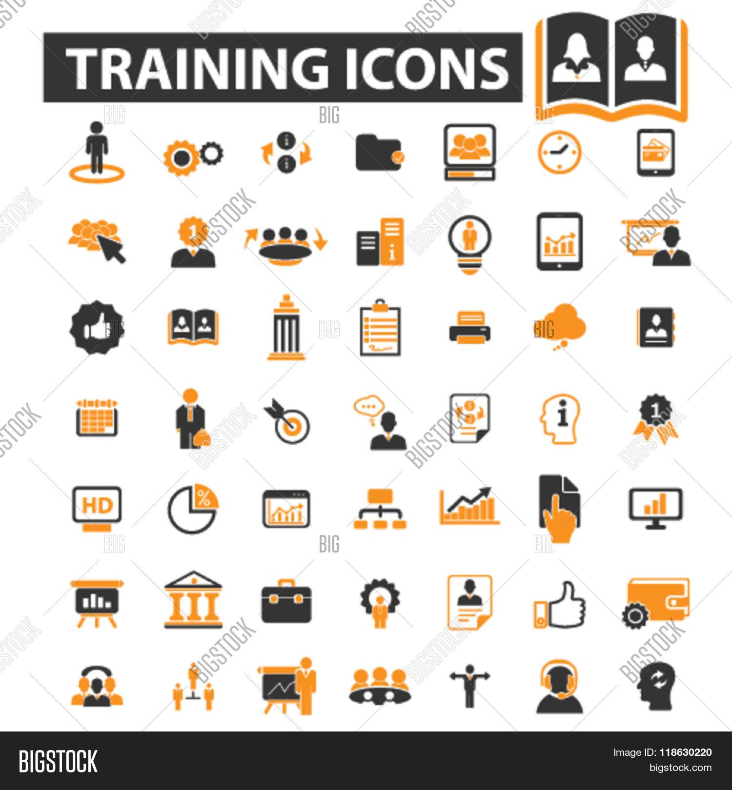 learning and training symbols