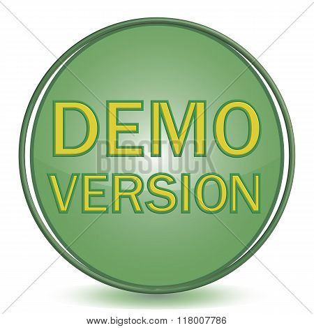 DEMO VERSION ICON
