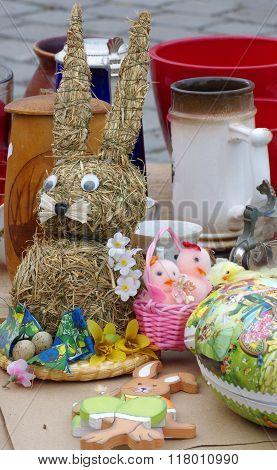 Easter decoration rabbit