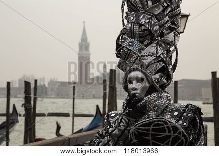 Venetian Carnivale Costume