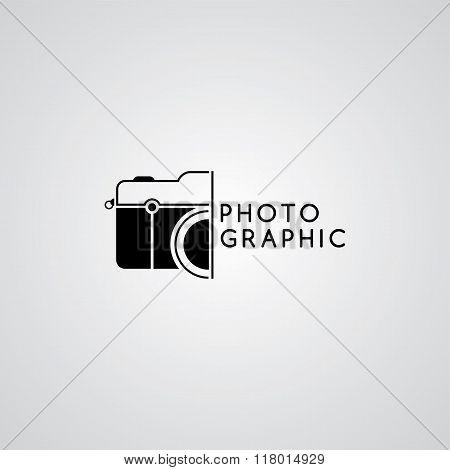 Photography Logo Template Theme
