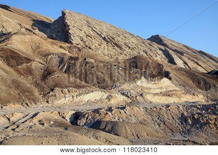 Mountain In The Desert