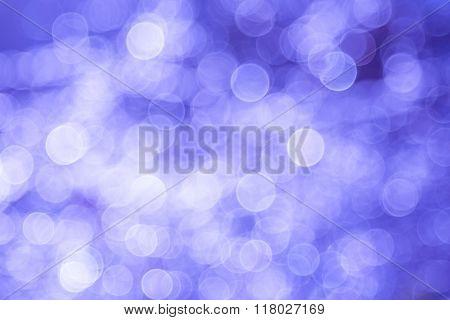 Bokeh Purple Violett