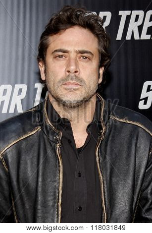 Jeffrey Dean Morgan at the Los Angeles Premiere of