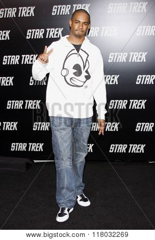 Damon Wayans Jr. at the Los Angeles Premiere of