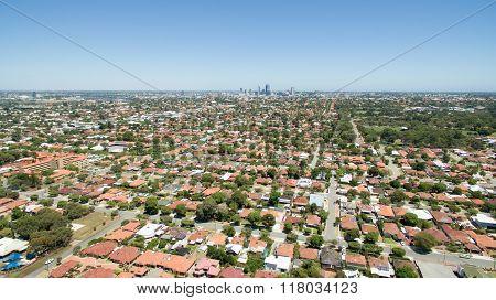 Perth Suburbia