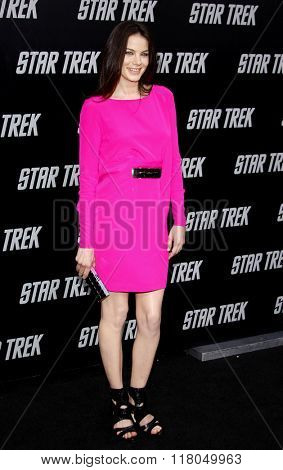 Michelle Monaghan at the Los Angeles premiere of