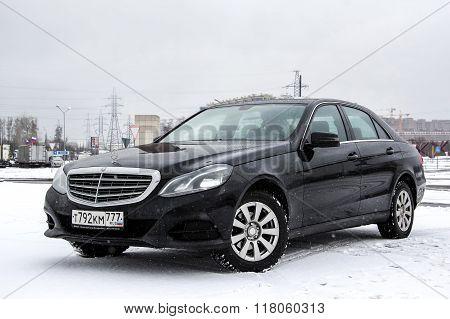 Mercedes-benz W212 E200