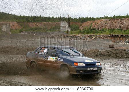 Rally Southern Ural 2009