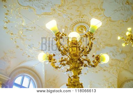 The Gold-plated Candelabrum