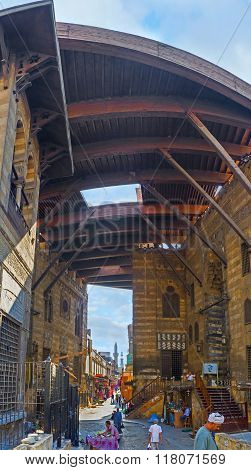 The Sultan Al-ghuri Complex
