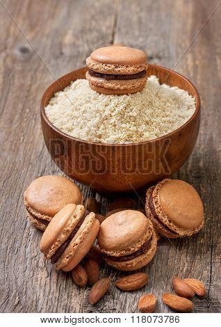 Macaroon And Almond Flour