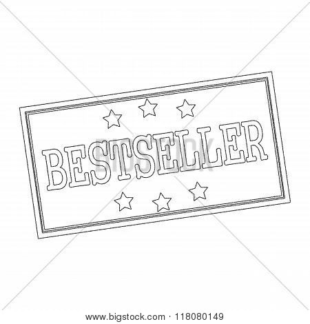 Bestseller Text Written In Pencil