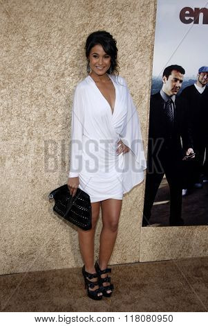 Emmannuelle Chriqui at the Season 7 Premiere of