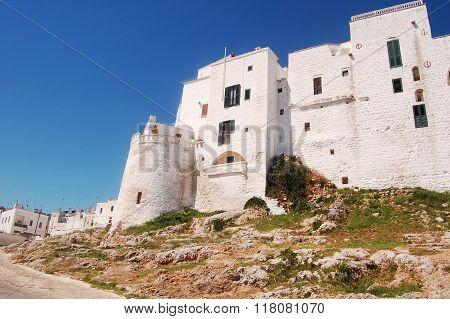 Ostuni The White Town Of Murgia In Puglia - Italy 607