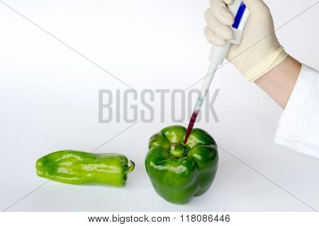 Pepper Investigation