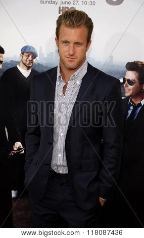 Scott Caan at the Season 7 Premiere of