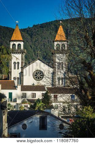 Igreja de Santa Ana Church