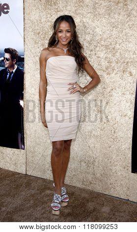 Dania Ramirez at the Season 7 Premiere of