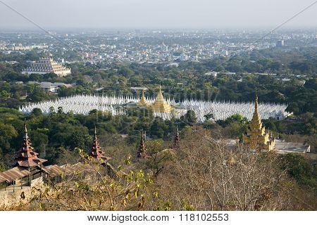 Mandalay Views.