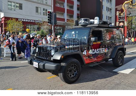 Nbc Mobile Radar Jeep