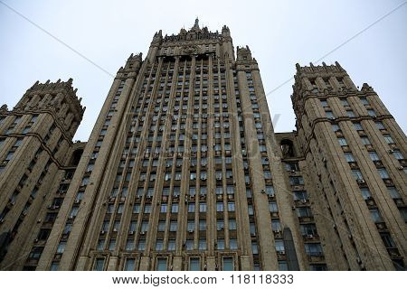 Ministry of Foreign Affairs of the Russian Federation
